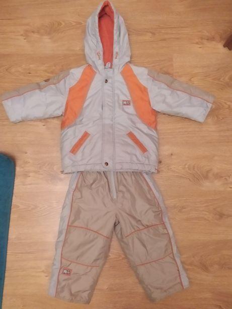 Kombinezon zimowy   r. 86.  Kurtka+spodnie
