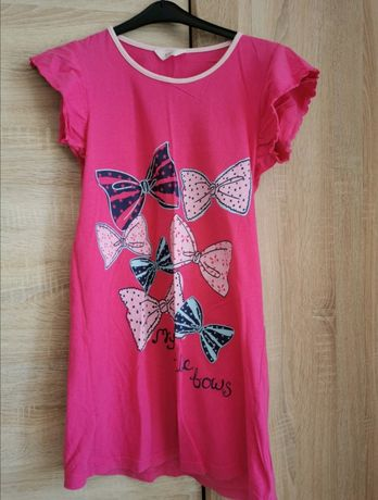 Koszula nocna różowa