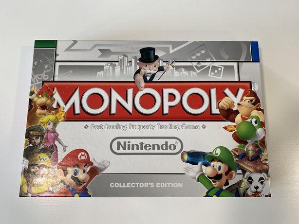 Monopoly Nintendo - Monopólio Nintendo