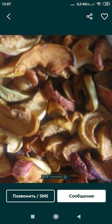 Сушка (сухофрукты яблоко груша)
