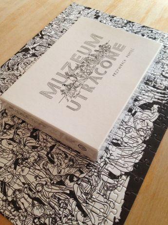Puzzle Muzeum Utracone - Jan Matejko - 300 elementów - Unikat