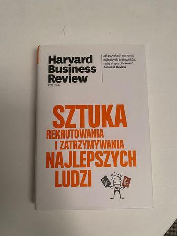 Książka sztuka rekrutowania i zatrzymywania najlepszych ludzi