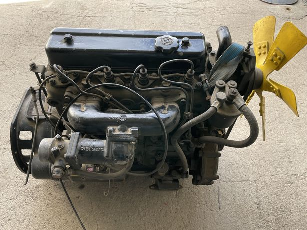Motor Toyota J 2
