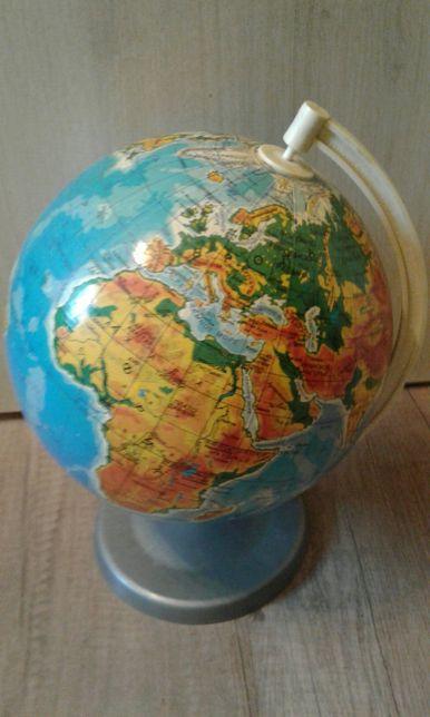 Глобус географический