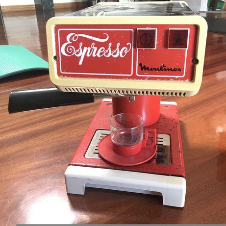 Maquina café Moulinex vintage