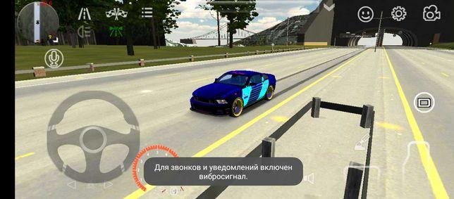 Аккаунт в Car Parking Multiplayer