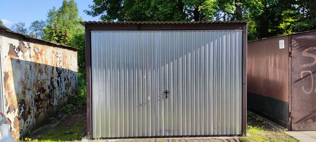 Garaż do wynajęcia Katowice Nikiszowiec