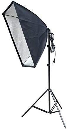 Набор постоянного света на одну лампу(софтбокс 50*70см, тринога)