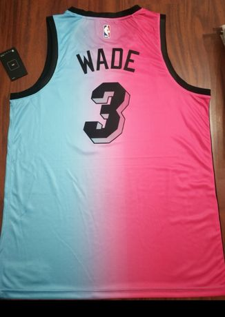 Camisola NBA Wade Miami Heat