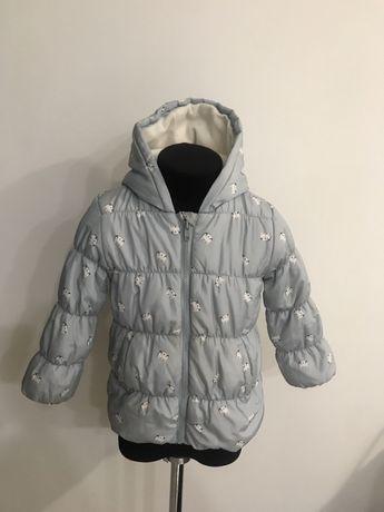 Детская демисезонная куртка Matalan на девочку 3-4 года 98-104 рост