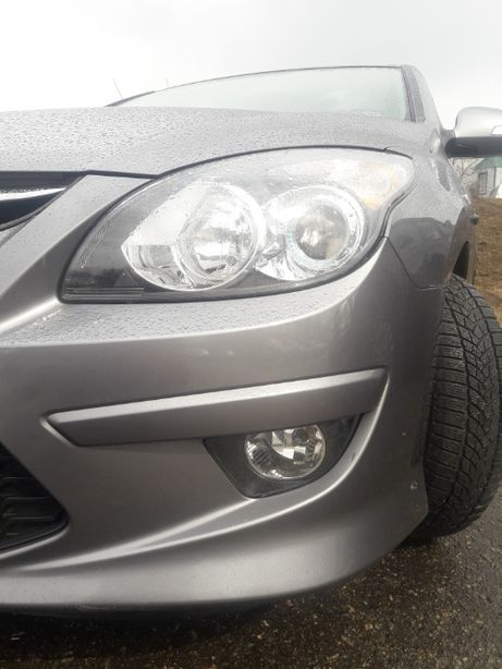 HYUNDAI I30 1.6 дизель тільки з Німеччини розмитнена супер стан