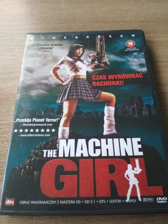 The Machine Girl DVD