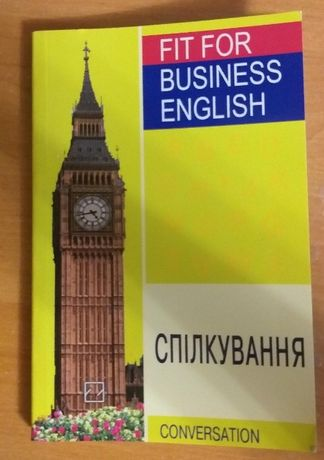 Fit for business English