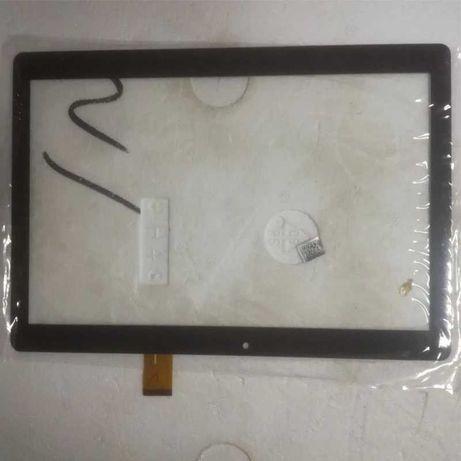 Тачскрін, сенсор HZYCTP-101886A для планшета, чорний.