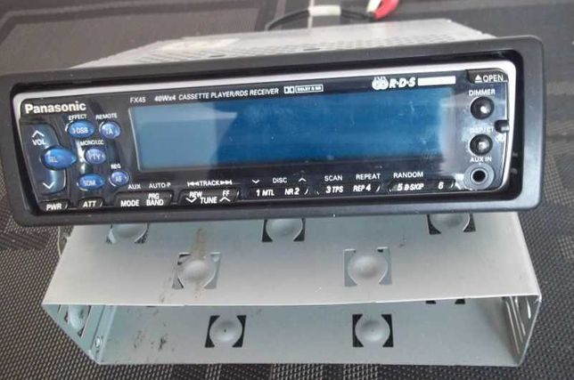 radio magnetofon PANASONIC