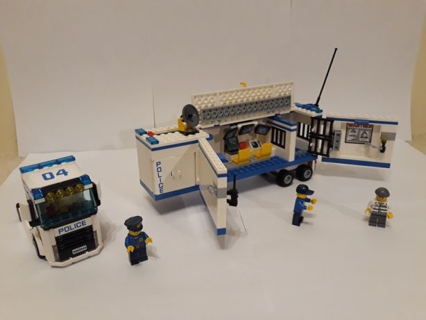 LEGO 60044 City - Mobilna jednostka policji