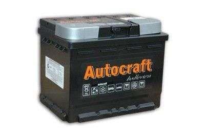 AKUMULATOR 55Ah P+ 510A autocraft Akumulatory 12V