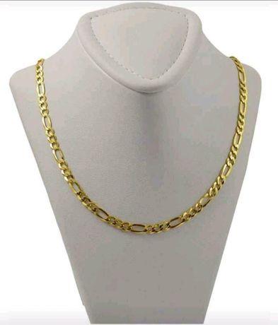 Złoty łańcuszek figaro pr.585