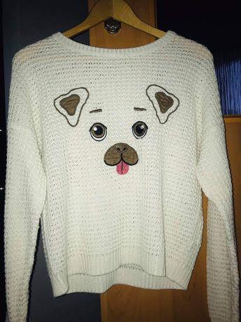 Sweterek bajerancki