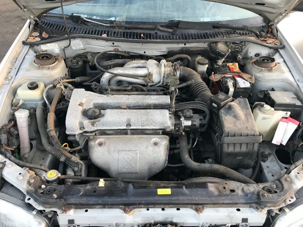 мотор/двигун /повний свап Mazda 323 F BA 1,5 бензин з усім навісним