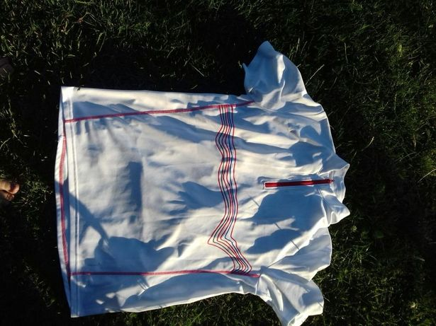 Bluzka kolarska B Twin z Decathlonu L Oxylane