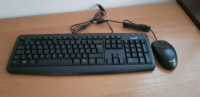 Klawiatura  mysz Genius KM-110X USB