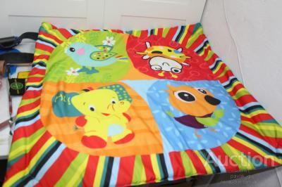 Детское одеяло матрасик