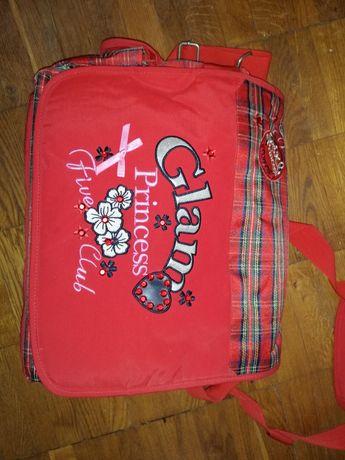 Школьная сумка для девочек