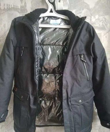 Продам куртку зимнюю Columbia на мальчика 11-12 лет