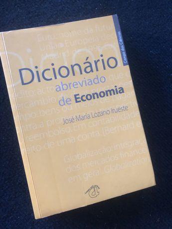 Dicionario Abreviado de Economia