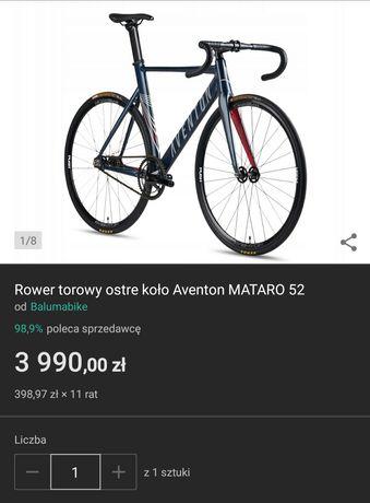 Aventon Mataro 52 - Sprzedam lub zamienię / Ostre Koło