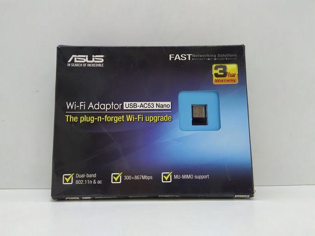 Wi-fi адаптер Asus USB-AC53 Nano гарантія