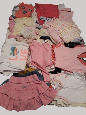 Ogromna paka ubrań dla malutkiej dziewczynki -NIEAKTUALNE !