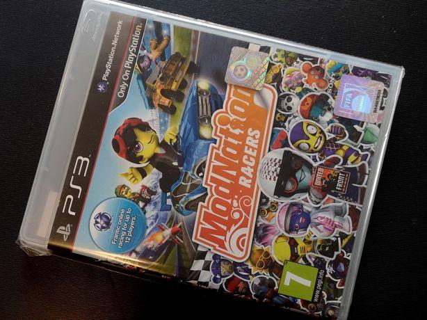 Modnarion Racers Gra PS3 (możliwość tworzenia tras)