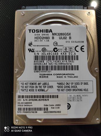Disco Toshiba 320