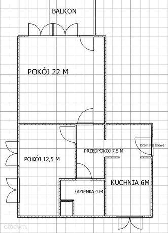 mieszkanie Rzeszów 2 pokoje 53 m2 Solarza