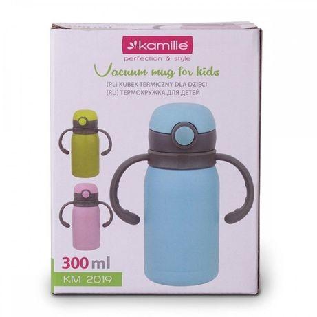 Термобутылка Kamille 300 мл KM-2019