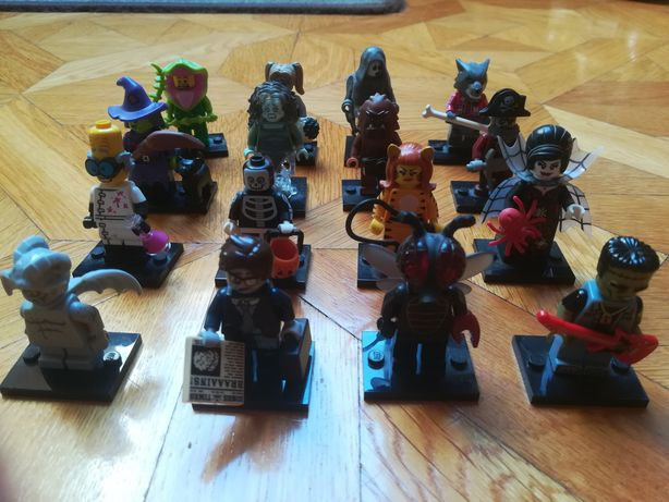 Lego Minifigures seria 14