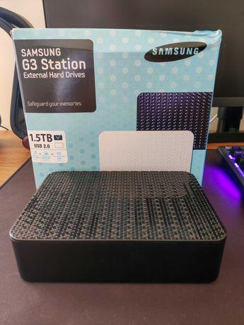 Disco Externo Samsung 1,5 TB G3 Station