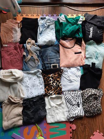 Mega paka zestaw ubrań XS Reserved House torebki gratis