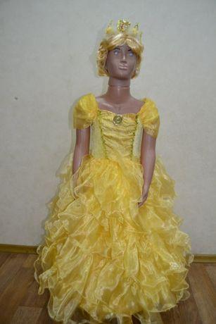продам платье принцессы Бель фирма дисней