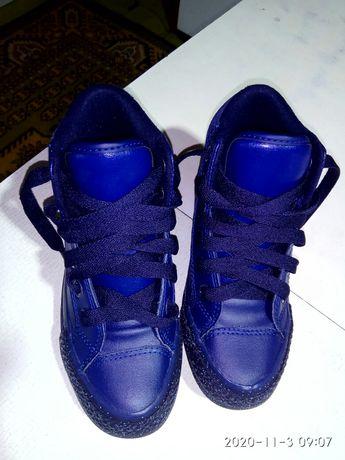 Ботинки осенние Coverse