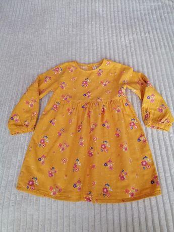 Платье нарядное 5-6л 110-116р Lc-Waikiki next zara h&m