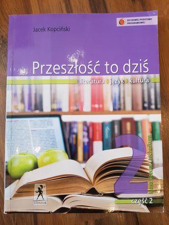 Podręcznik do języka polskiego Przeszłość to dziś 2 cz. 2