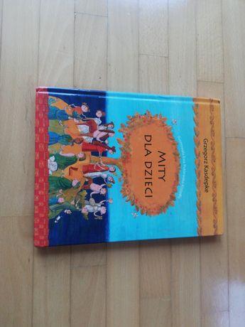 Książka mity dla dzieci
