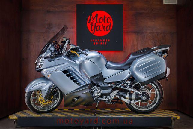 Продам Kawasaki 1400 GTR ABS из Японии
