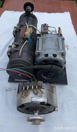 Электро мотор 2шт 220в
