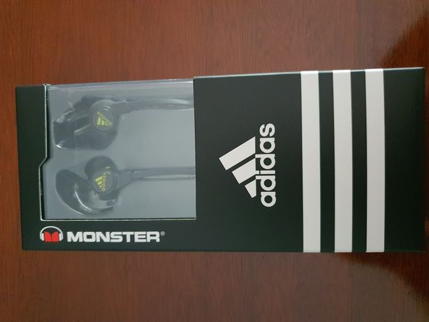 Adidas Sport by Monster Earbuds
