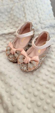 нарядные туфли для вашей принцессы, 17см
