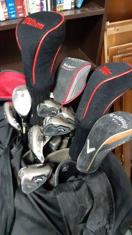 Tacos de golf completo